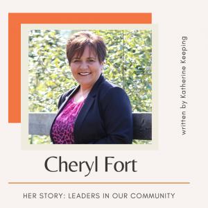 Cheryl Fort – Women In Politics Leader